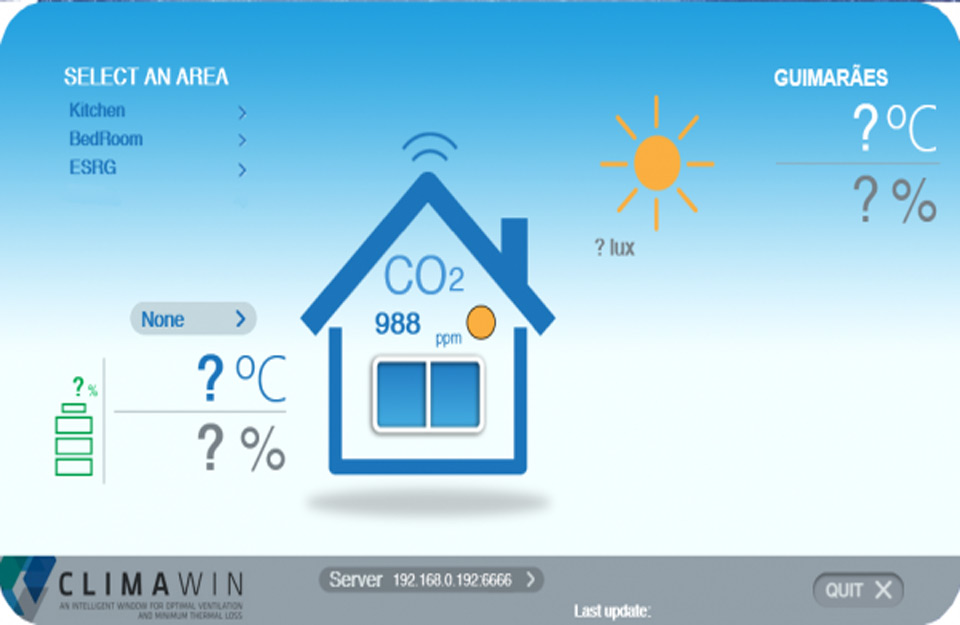 Kontrola Climavin sistema