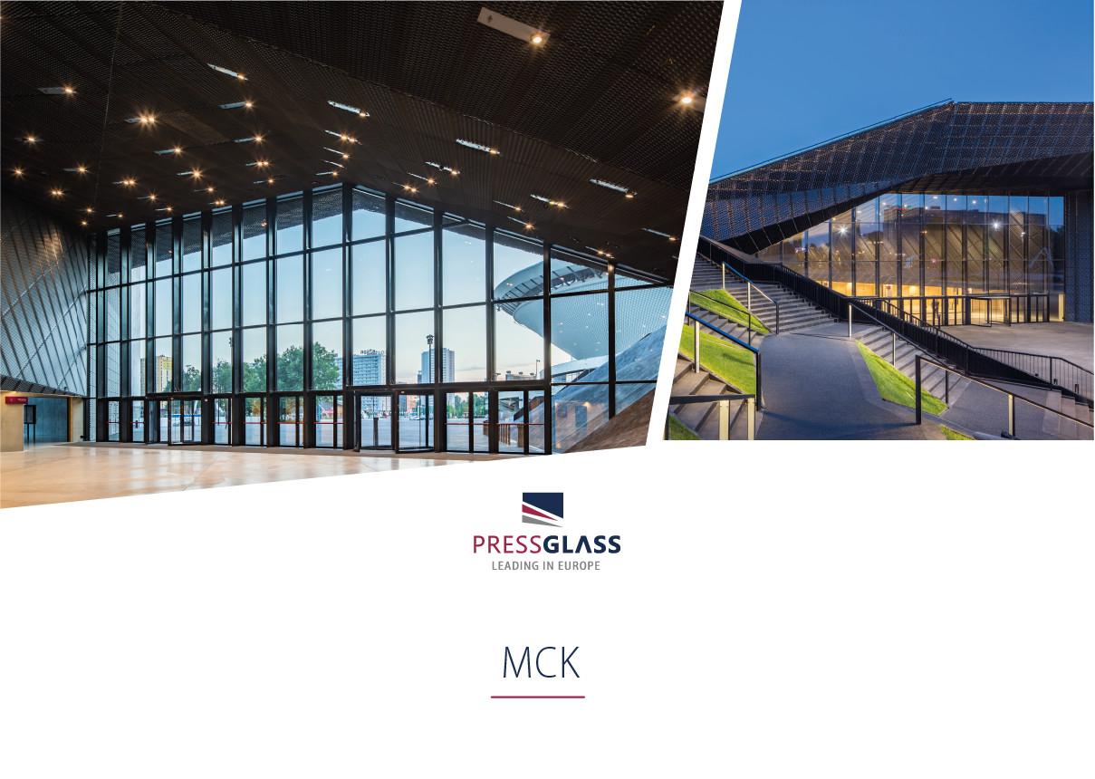 """""""International Congress Centre"""" (MCK)"""