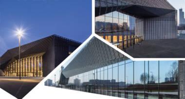 Kulturna zona sa panelima kompanije PRESS GLASS