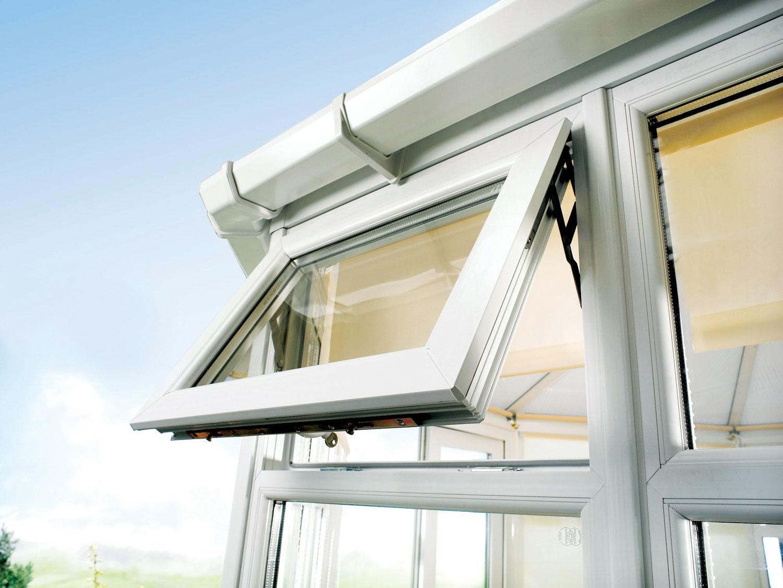 Fiberglas i termoplastika se prilikom izrade prozorskih ramova koriste uglavnom u specija- lnim slučajevima