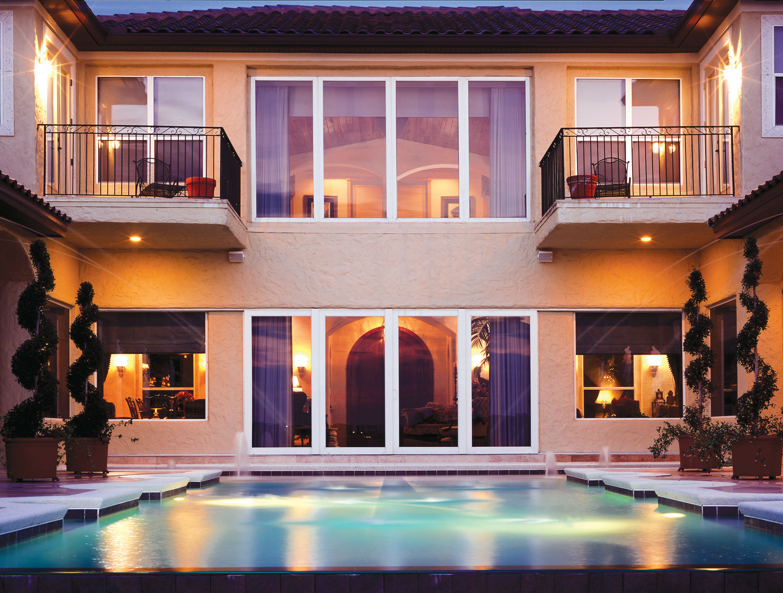 PVC je veoma zahvalan materijal koji u svojstvu prozorskog rama može biti veoma trajan i energetski efikasan