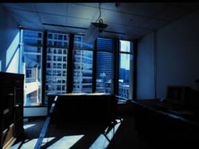 Pametni prozori koji reflektuju svetlo i toplotu