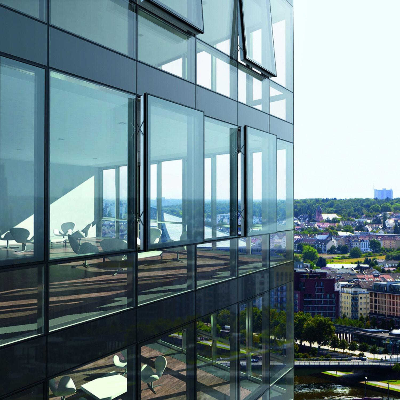 Aluminijumski prozori su postojani, konstruktivno – nema nikakvih krivljenja vremenom