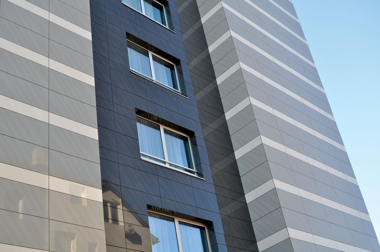 Primena savremenih ventilisanih fasada u modernoj arhitekturi