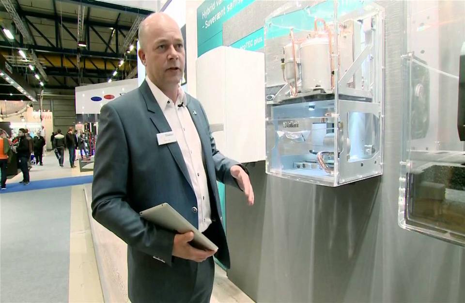 Novi hibridni sistem ventilacije kompanije Vaillant