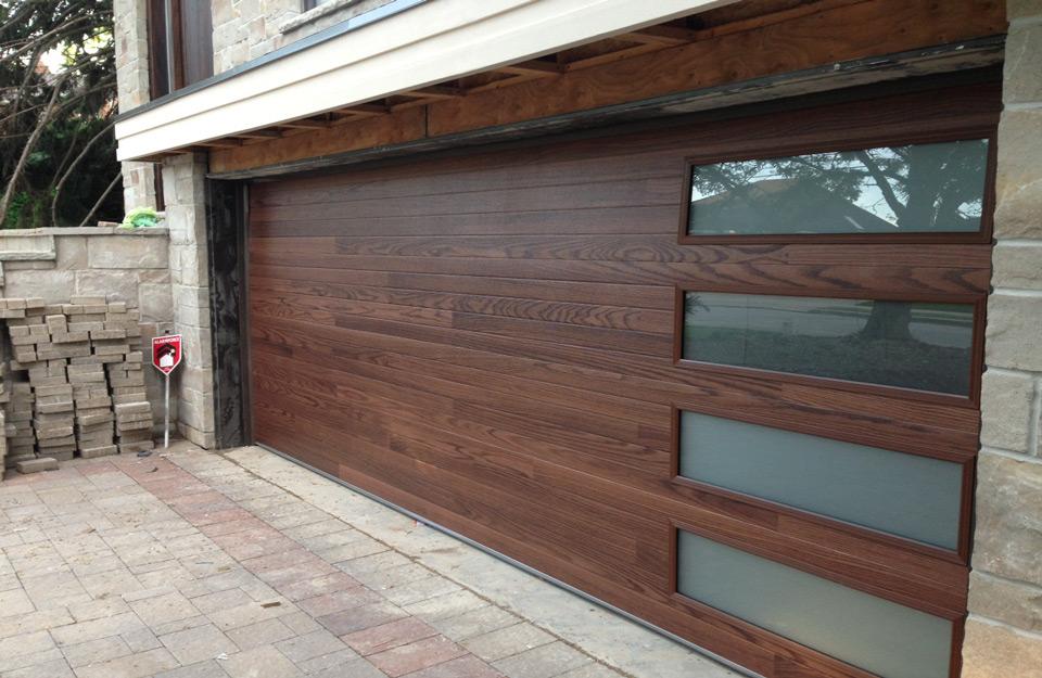 Novi izgld drvenih garažnih vrata