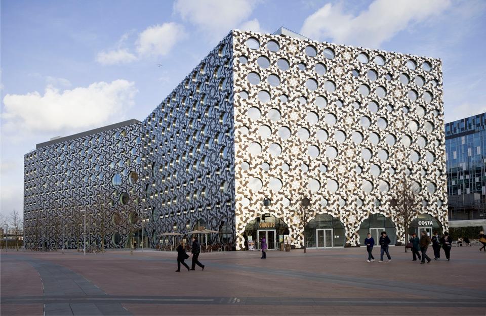 Novi urbanistički i arhitektonski projekat