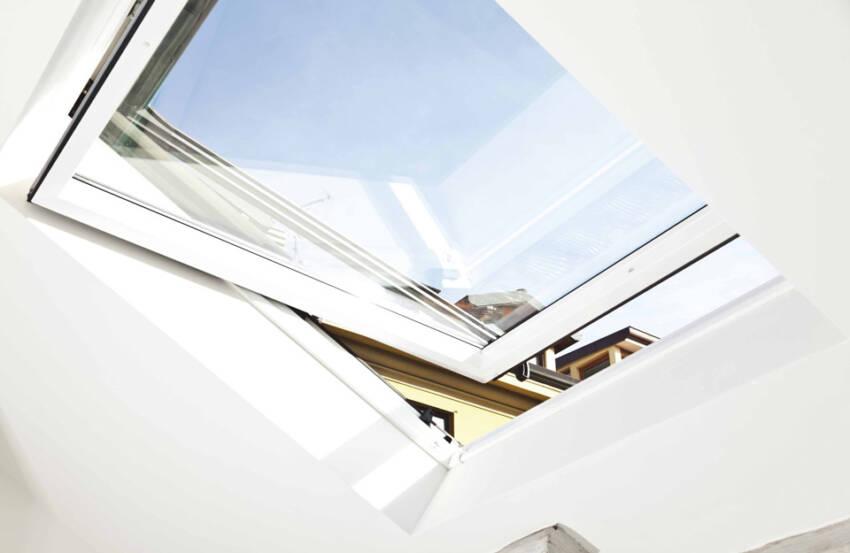 Otvaranje krovnih prozora radi lepšeg ugođaja