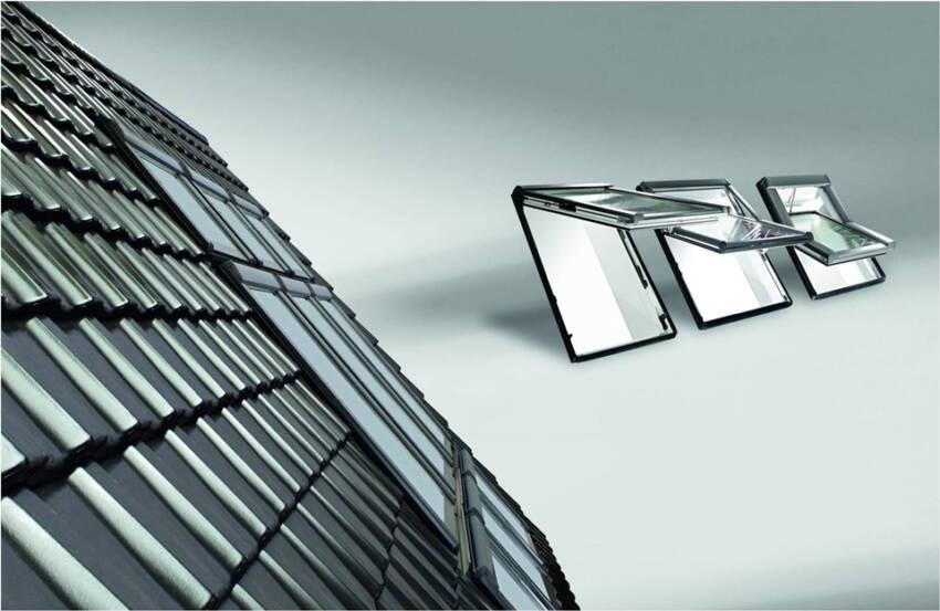 Roto Designo krovni prozori