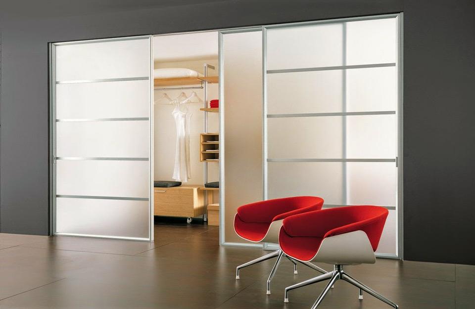 Staklena panelna vrata u vašem domu