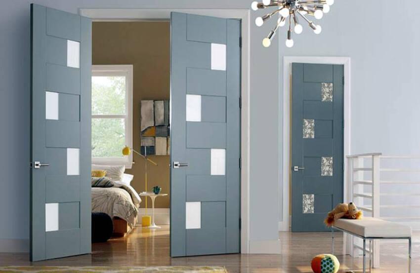 Trustile dizajn vrata