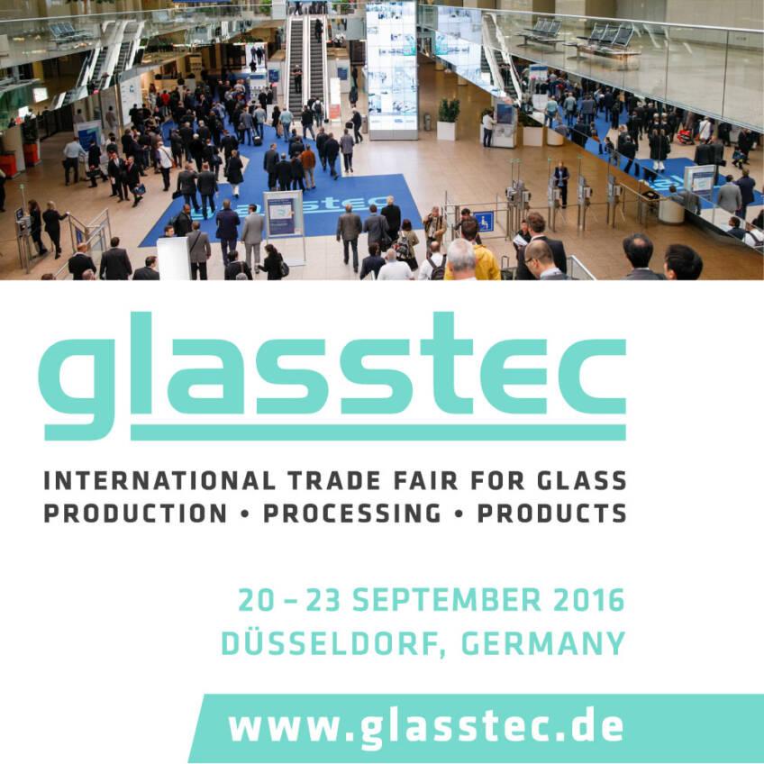 """Hans-Joachim Konz, PhD – je novi predsednik """"Glasstec 2016"""""""