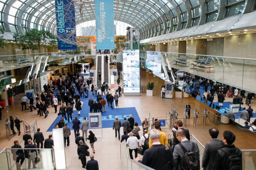 Glasstec 2016 će se održati u Düsseldorf Exhibition Centre od 20.-23. Septembra 2016.