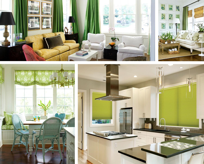 Zelenom bojom unosite dah prirode u vaš dom