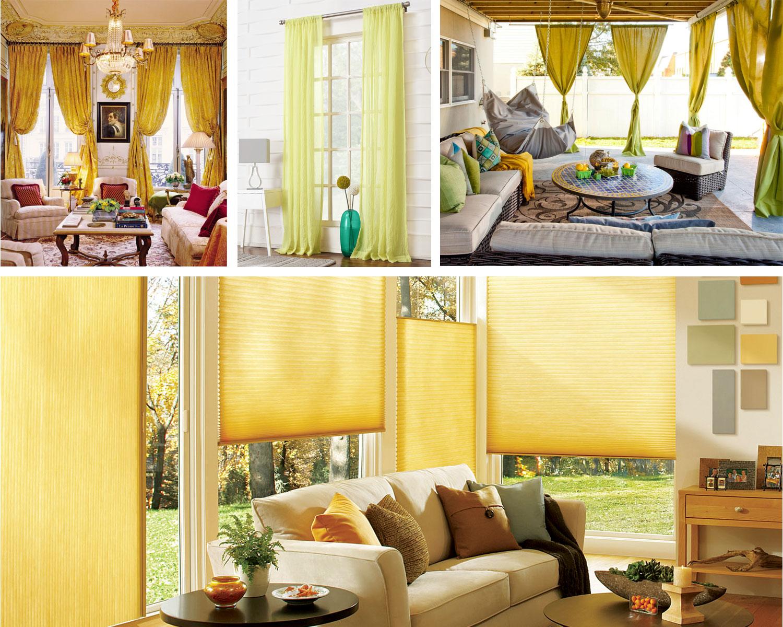 Žuta je najsvetlija boja duge, stvara osećaj nade, sreće, mudrosti i optizma