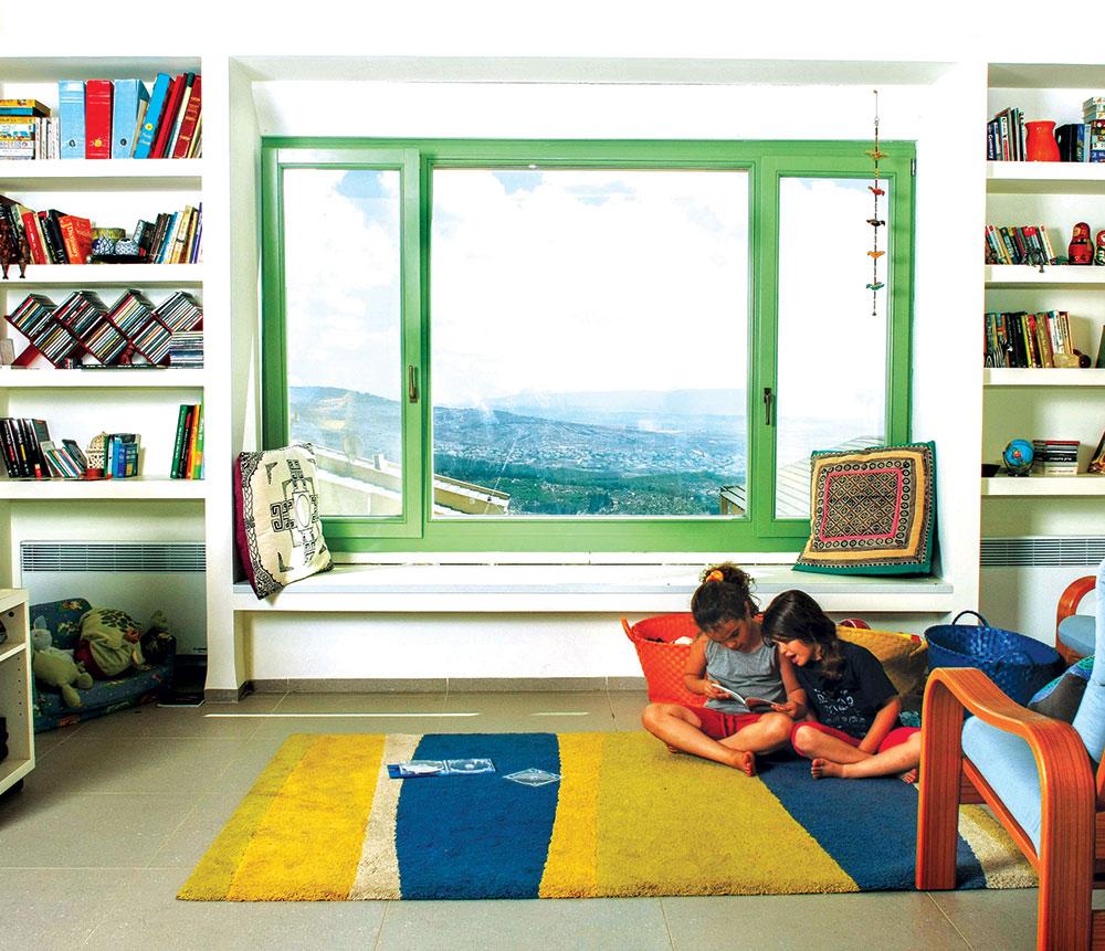 Prozori na objektu predstavljaju svojevrsni kontakt sa njegovom okolinom