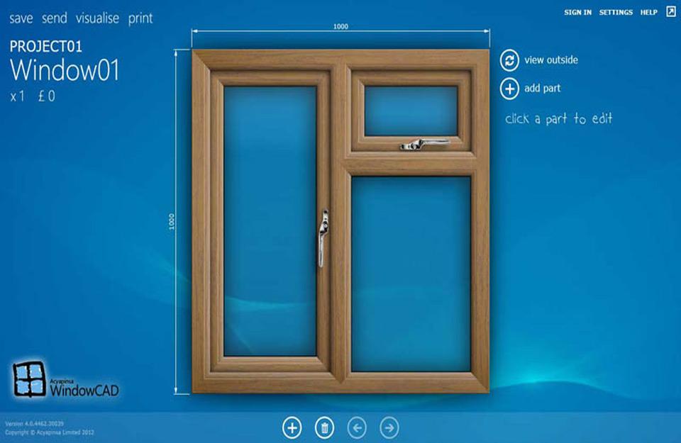 Dimenzionisanje prozora