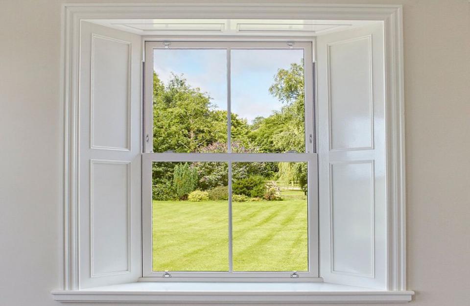 Energetski efikasan PVC prozor