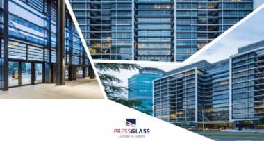 Moderan kompleks poslovnog objekata uz pstaklo PRESS GLASS-a