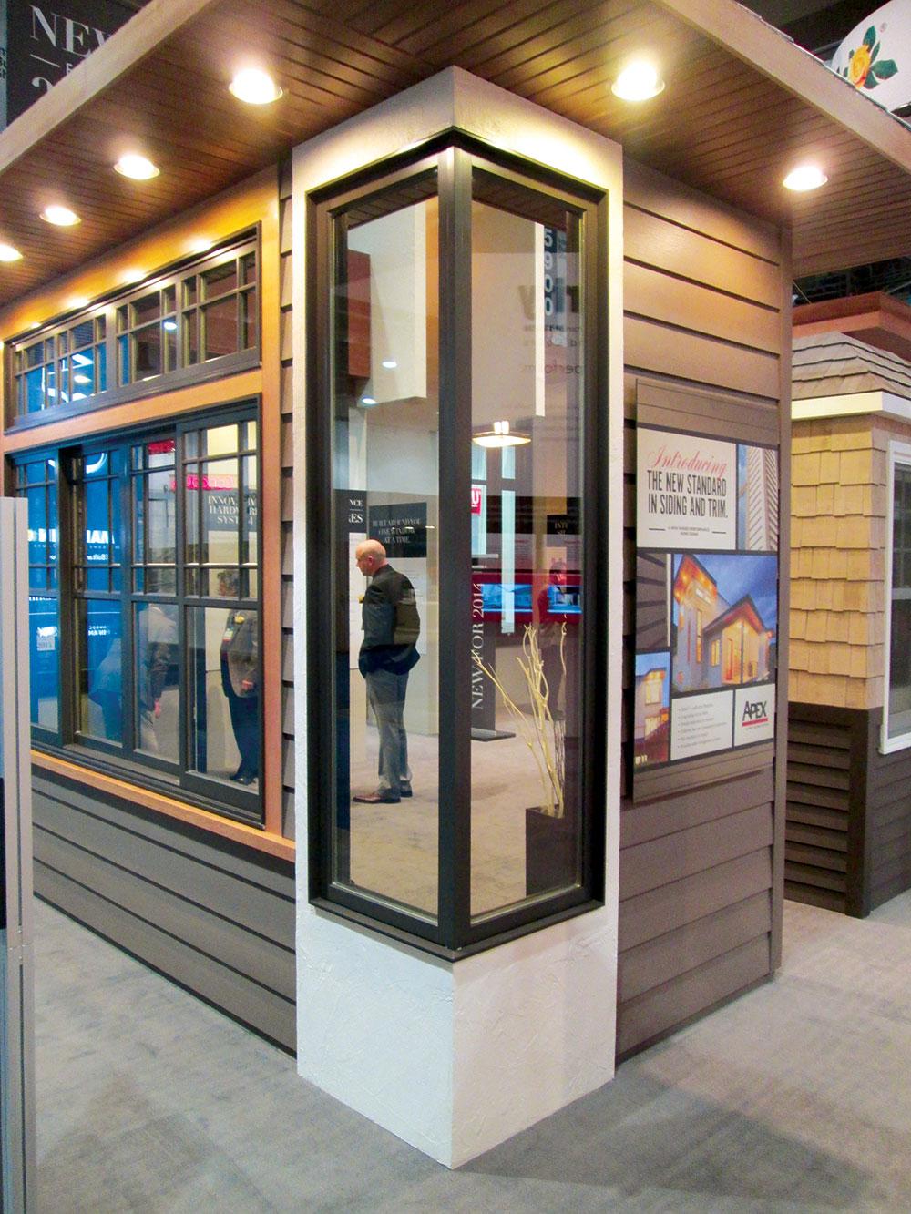 Još jedna veoma važna osobina prozora koji kombinuju aluminijum i drvo je njihova estetska prilagodljivost