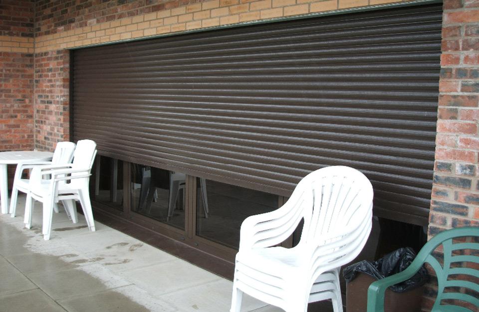 Paneli segmentnih garažnih vrata