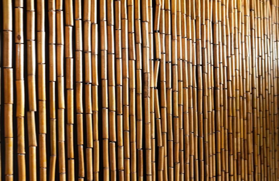 Prirodne bambus zavese