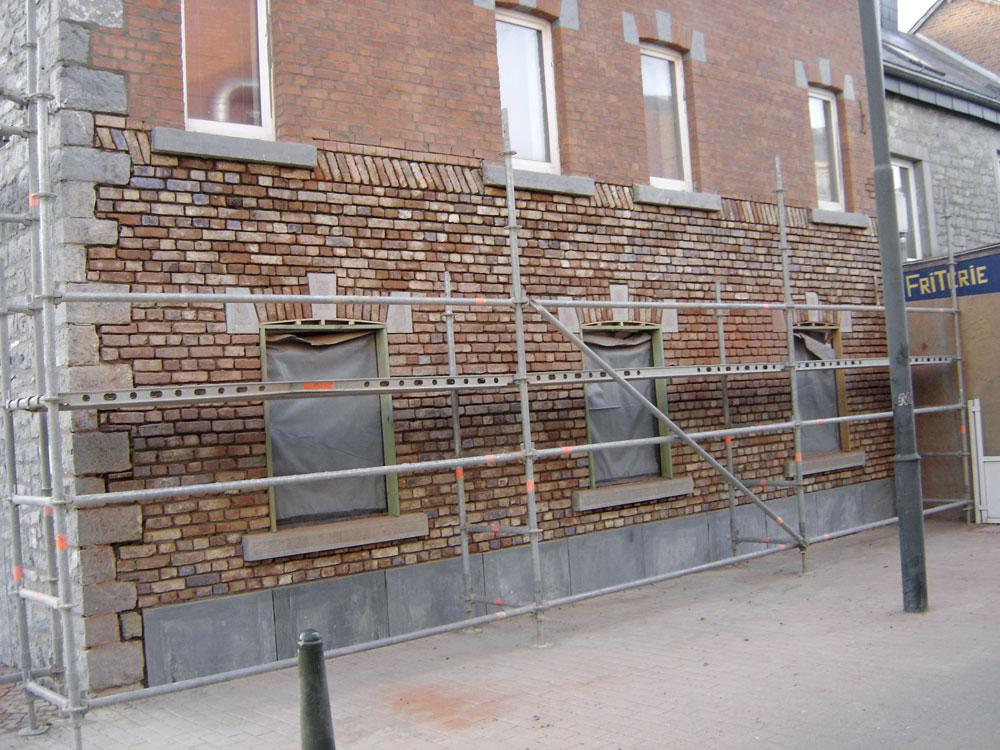 Nepropusnost fugni kod spregnutih prozora u područjima zvučnih i termičkih izolacija