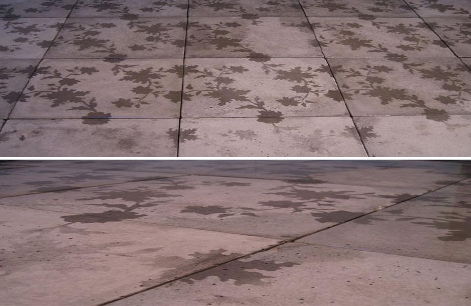 Speijalni beton koji menja boju