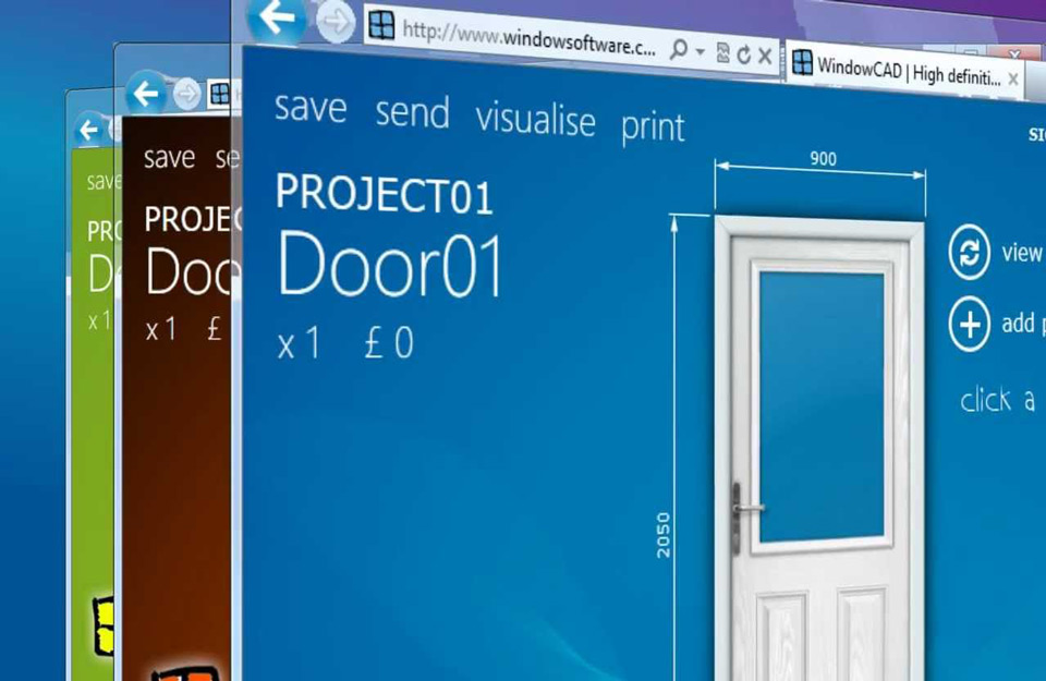 WindowCad softver