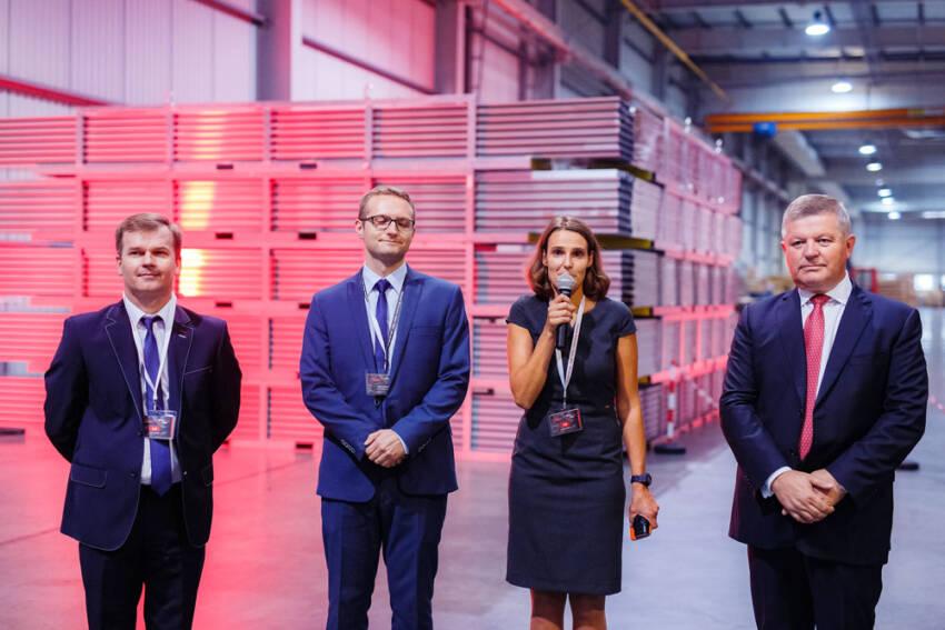 Aliplast je kompanija dobro poznata na evropskim tržištima kao vodeći dobavljač aluminijumskih profila za građevinsku industriju