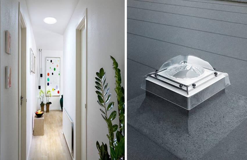 Fleksibilan ili kruti svetlosni tuneli u vašem domu