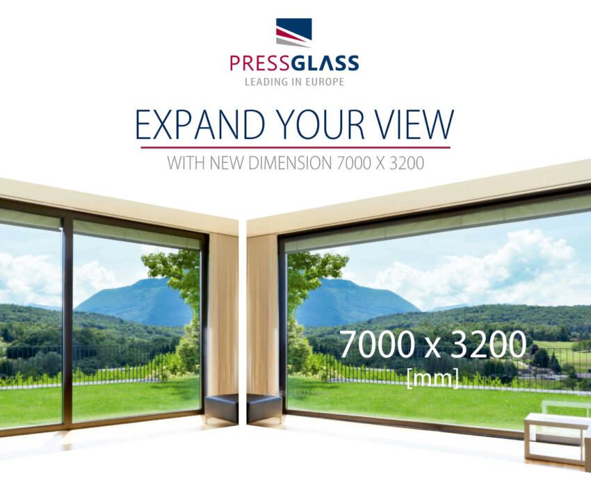 Proširite svoje vidike sa novim dimenzijama 7000 x 3200