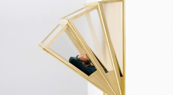 Moderna varijanta kibic-fenstera, predstavljena je na ovogodišnjoj Nedelji dizajna u Dubaiju