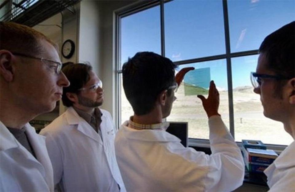 Solarna tehnologija prozora