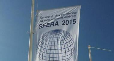 "Najava konferencije SFERA 2015 - ""Oblikovanje i tehnologije arhitektonskih otvora"""