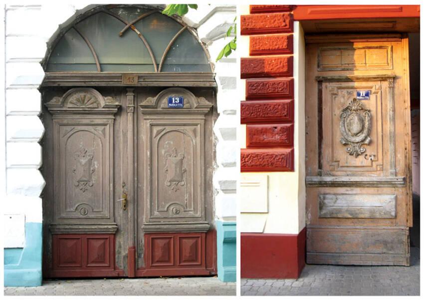 Restauracija Ajnfort kapija - arhitektonskih dragulja na ulazima kuća