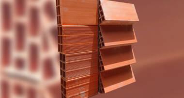 Novi oblik opeke pomaže boljem rashlađivanju objekata