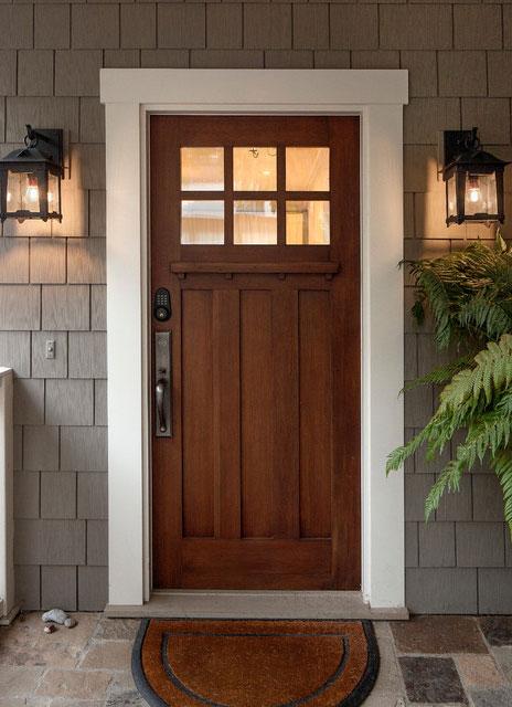 Vrata daju prijatan osećaj svakom prostoru