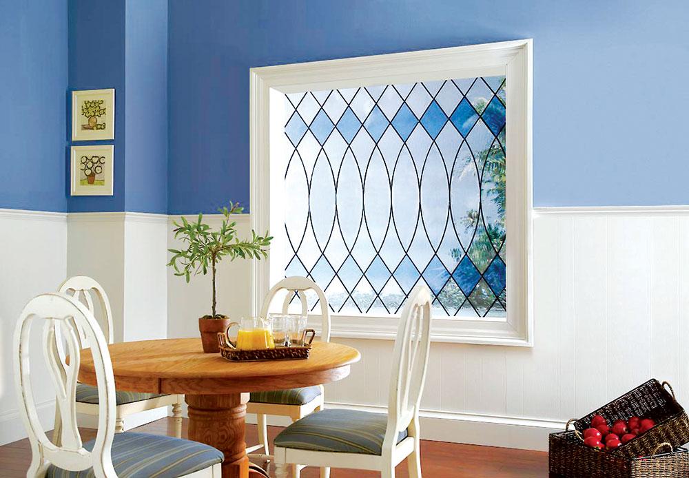 Mozaik staklo za prozore