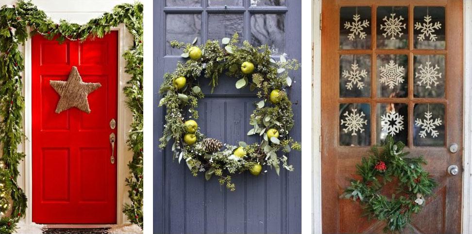 Novogodisnja-dekoracija-ulaznih-vrata-koju-samo-mozete-napraviti