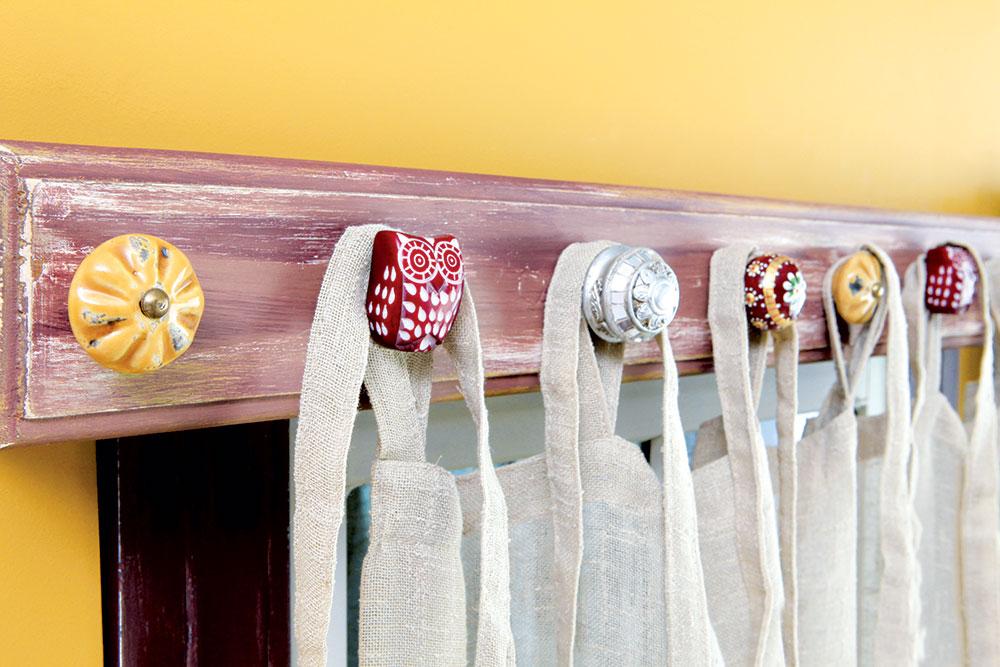 Na internetu je takođe moguće pronaći mnogo tutorijala o pravljenju zavesa i zastora