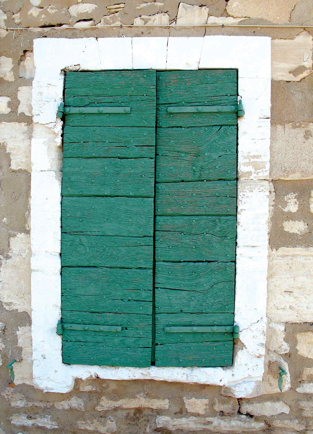 Šalukatre su dodatni element za prozore