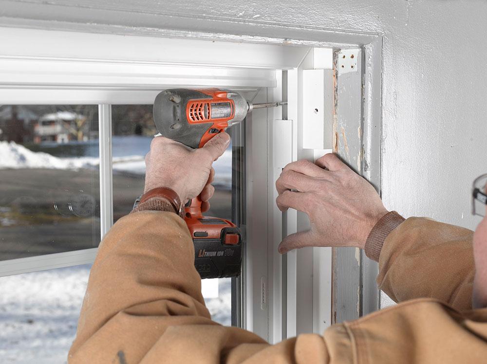prozori često mogu biti odgovorni za prekomeran gubitak toplote iz prostora