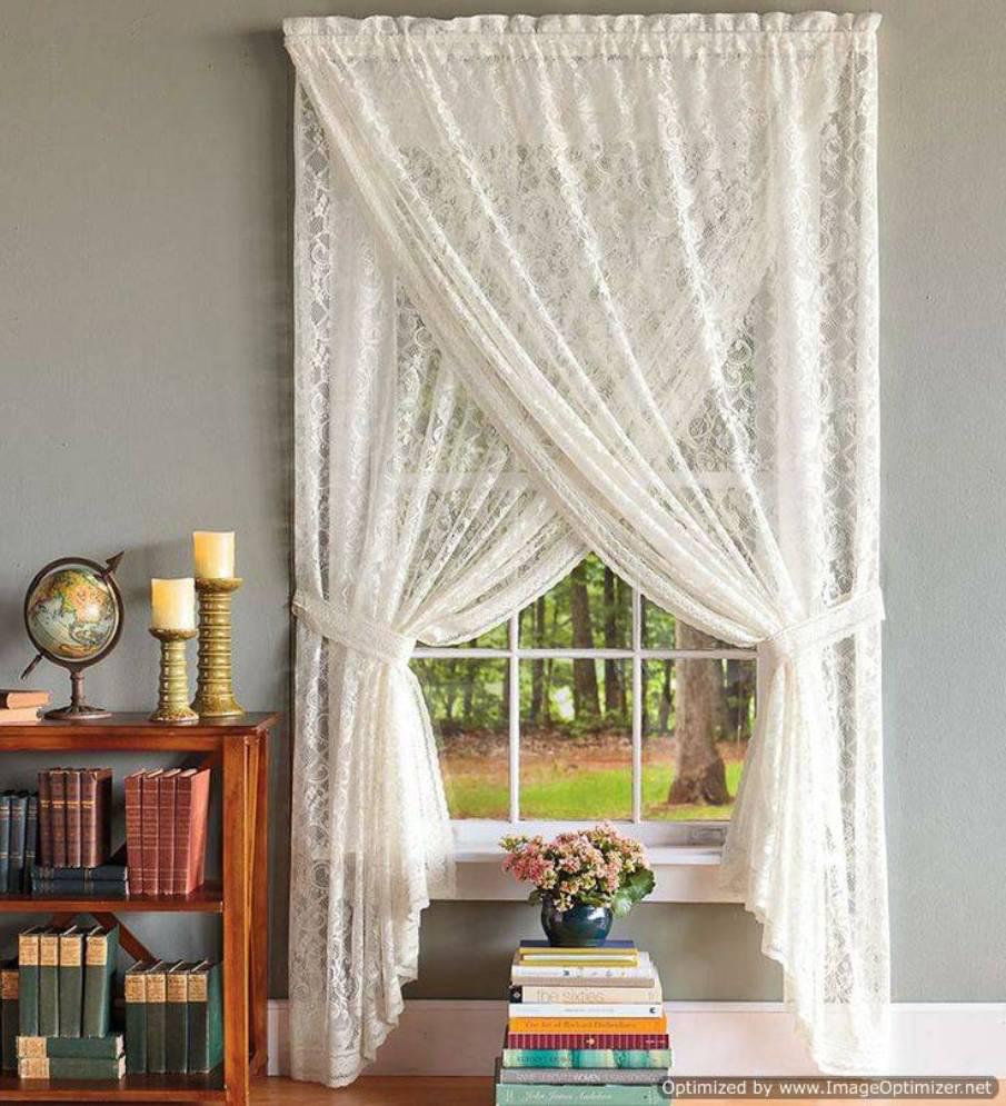 Zavese su veoma važan dekor u svakoj prostoriji