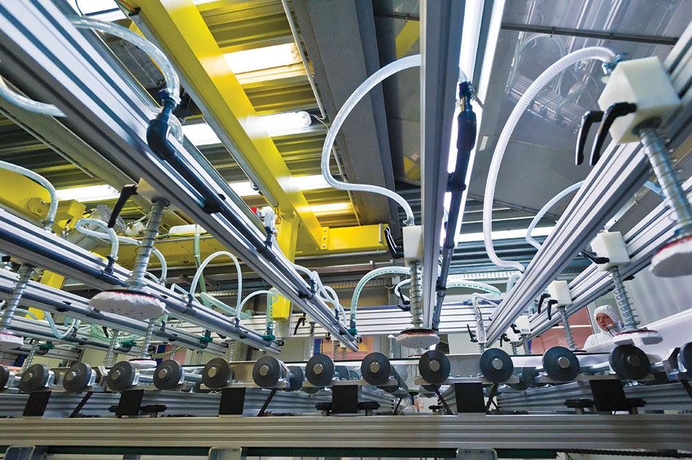 Možemo proizvoditi praktično sve tipove stakla koji su dostupni na Evropskom tržištu