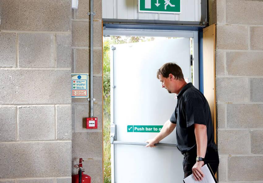 Protivpožarna vrata - Najvažnija vrata na svakom objektu