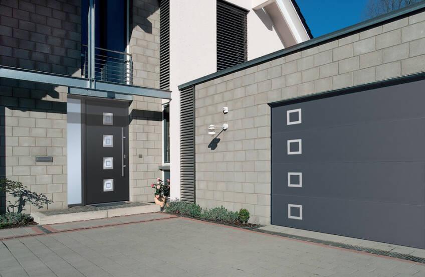 Dizajn garažnih vrata