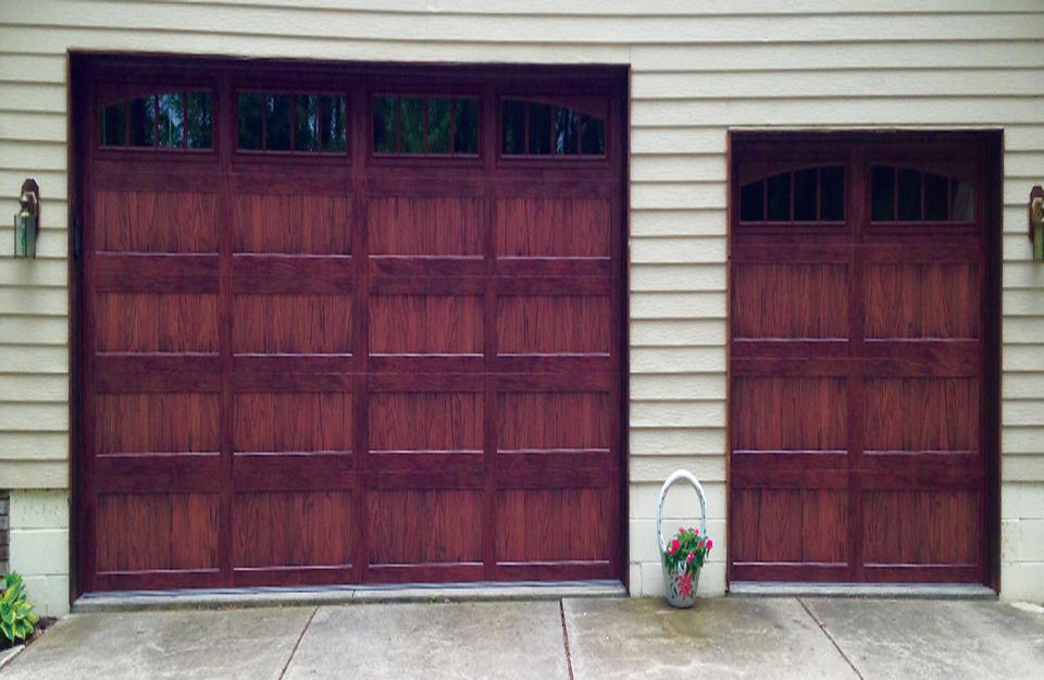 Razne opcije garažnih vrata