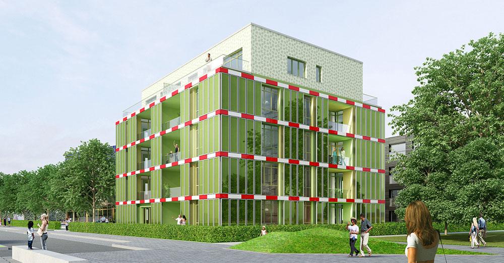 Zgrada pod nazivom BIQ House ima bioadaptivnu fasadu od algi