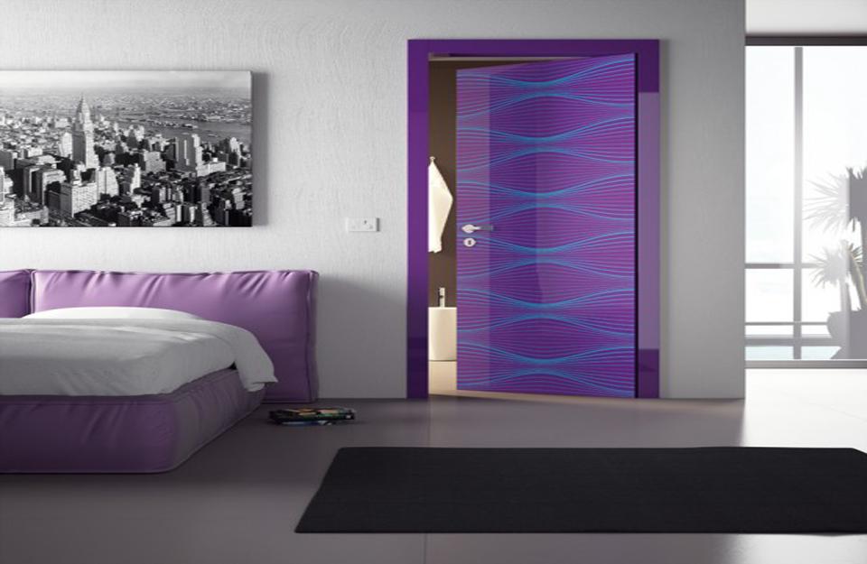 Dizajn plastičnih vrata